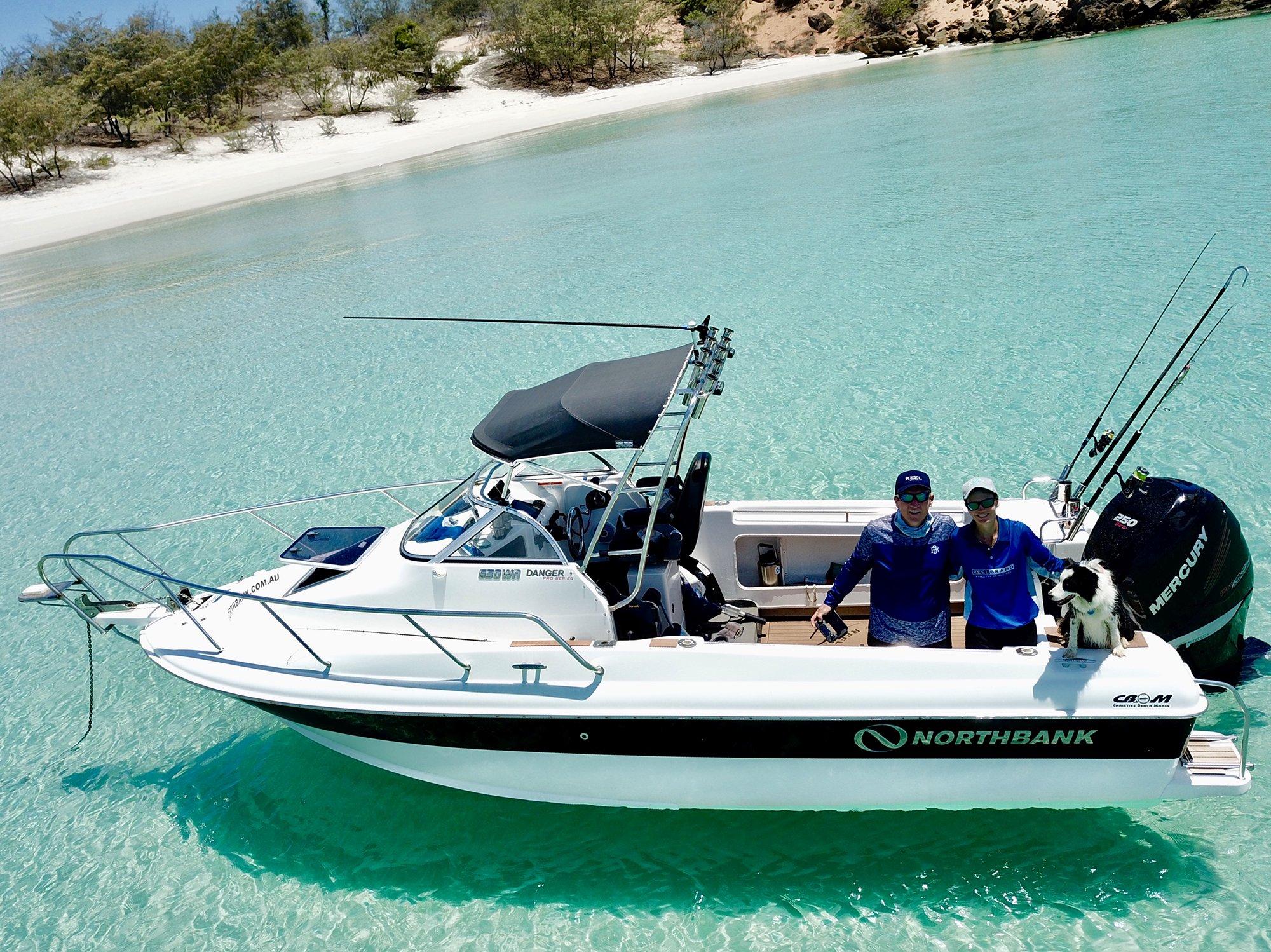 Northbank Marine - Fibreglass Boats